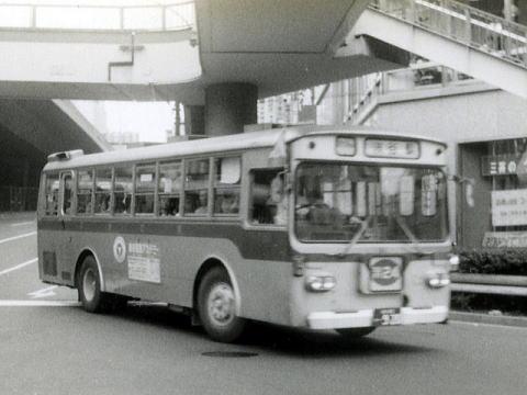 東急バス中延営業所